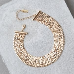 American Eagle Gold Colored Necklace
